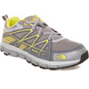 The North Face Junior Endurance Shoes Griffin Grey/Blazing Yellow